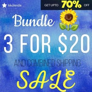 🌻 3 for $20 🌻